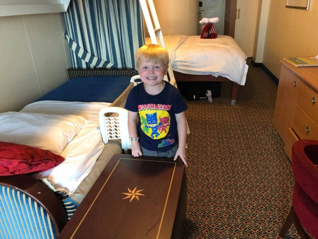 Disney Cruises with Extended Family Staterooms