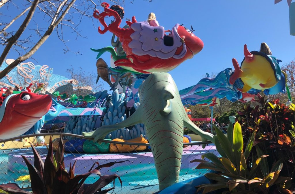 Universal Orlando with Toddlers One Fish