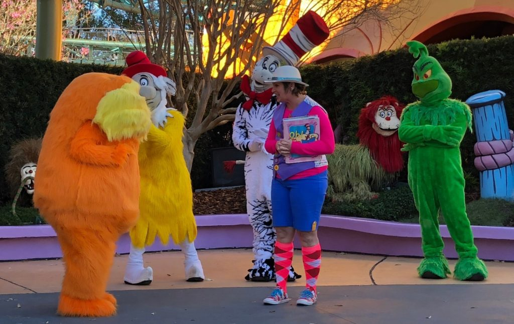 Universal Orlando with Toddlers Stories