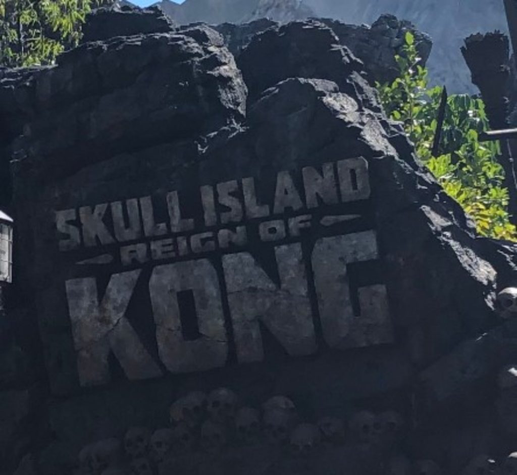 Universal Orlando with Toddlers Reign of Kong