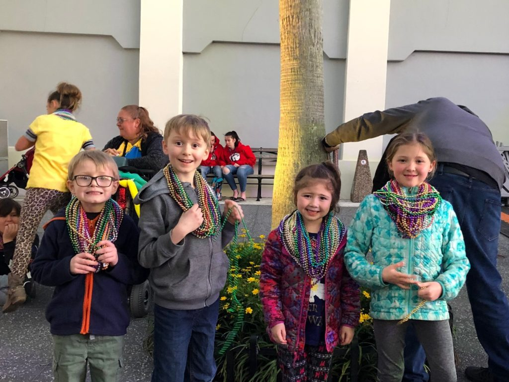 Universal Orlando with Toddlers Beads