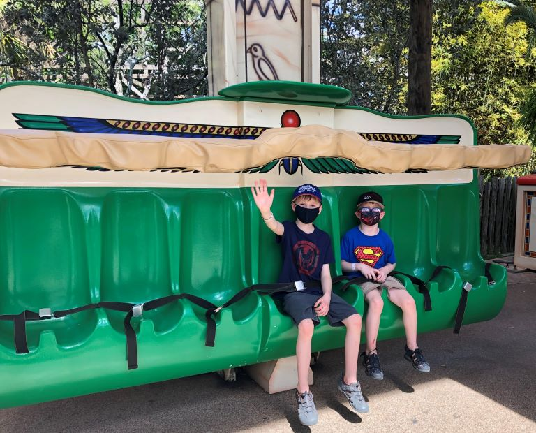tips and tricks for legoland florida beetle bounce