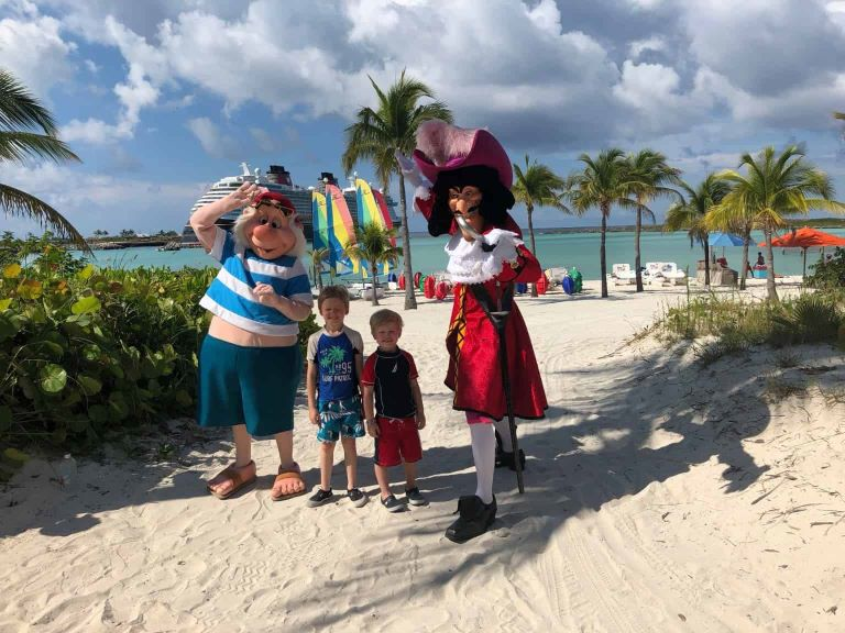 disney cruise packing must haves captain hook
