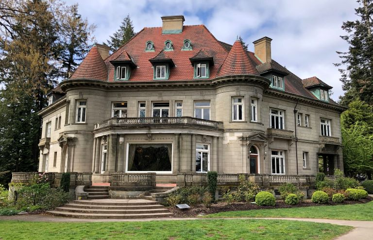 How to Earn Travel Points Without a Credit Card Pittock Mansion