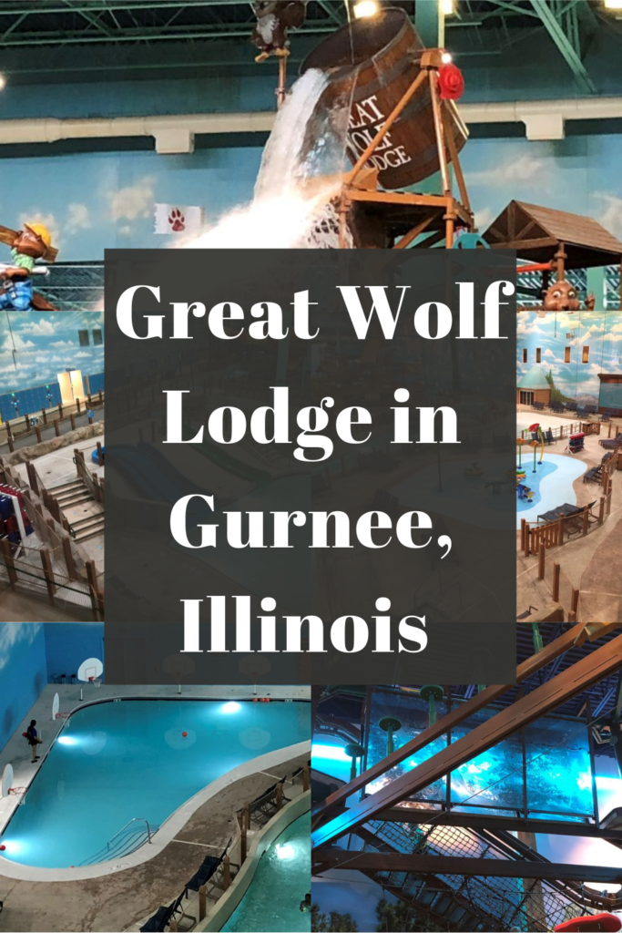 Great Wolf Lodge Tips Pin