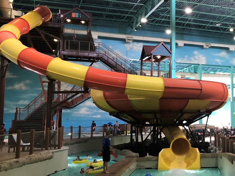 great wolf lodge pictures pool