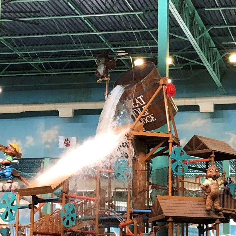 pictures of great wolf lodge gurnee il bucket