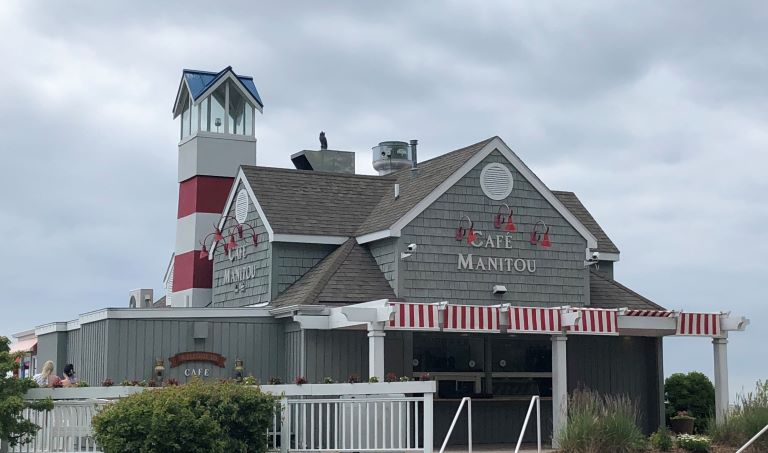 restaurants at the homestead resort michigan cafe manitou